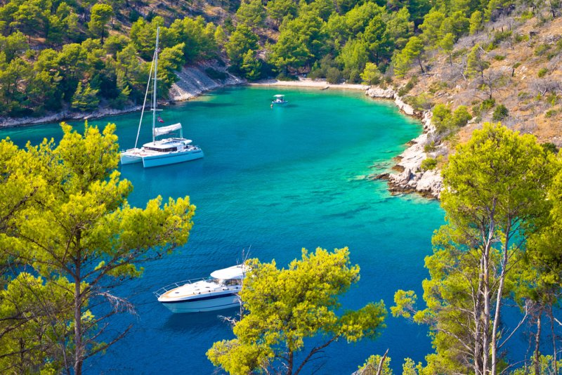 Volete passare le vostre vacanze in Croazia nelle vicinanze delle spiagge più belle?