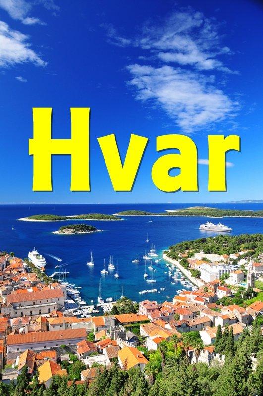 Situata nel Mare Adriatico, a 40 minuti di traghetto da Spalato, l'isola di Hvar è un luogo estremamente pittoresco e famoso per le sue bellissime spiagge, l'architettura storica e il vino.