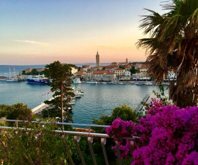 Rab è una delle isole dell'arcipelago del Golfo di Quarnero, nella parte settentrionale del Mare Adriatico croato.